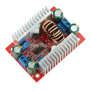 Image 4 - 400 w 15a DC DC 전력 변환기 부스트 모듈 스텝 업 일정 전원 공급 장치 모듈 8.5 v 50 v ~ 10 v 60 v led 부스트 모듈