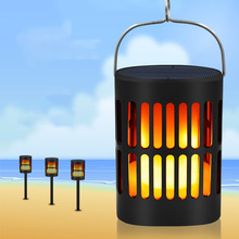 Solar Led Light Outdoor IP65 Waterproof Camp Solar Lamp Outdoor Flame Solar Led Light Outdoor Waterproof Lampe Solaire Exterieur