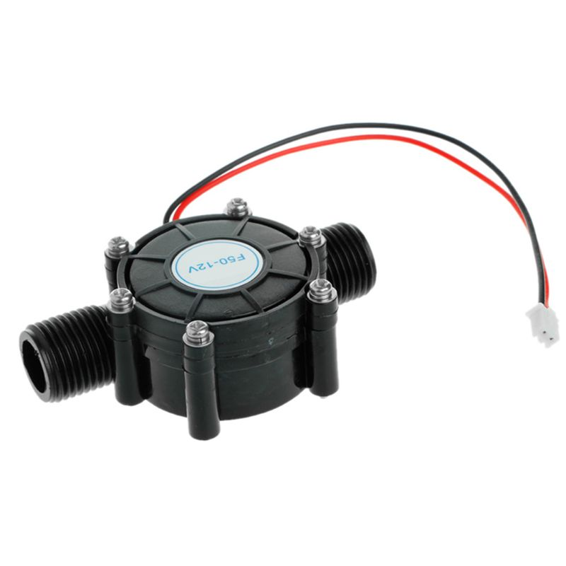 Mini 80V/5V/12V 10W Micro Water Turbine Generator For Charging Tools Supplies A5YD