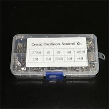 Oscillator-Kit Resonator 16mhz 24mhz Crystal Ceramic Hc-49s 8mhz Electronic Diy