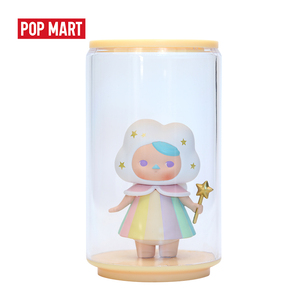 Image 5 - POPMART Toy Display Cans Random Plastic box gift free shipping