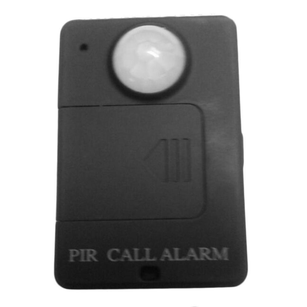 Мини-датчик оповещения с вилкой европейского стандарта, Инфракрасный GSM беспроводной монитор с сигнализацией, детектор движения, лидер про...