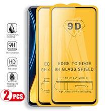 2pcs 9d full glue screen protectors for xiaomi pocophone poko little m3pro poco m3 m 3 pro 3m 5g 2021 tempered glass films cover