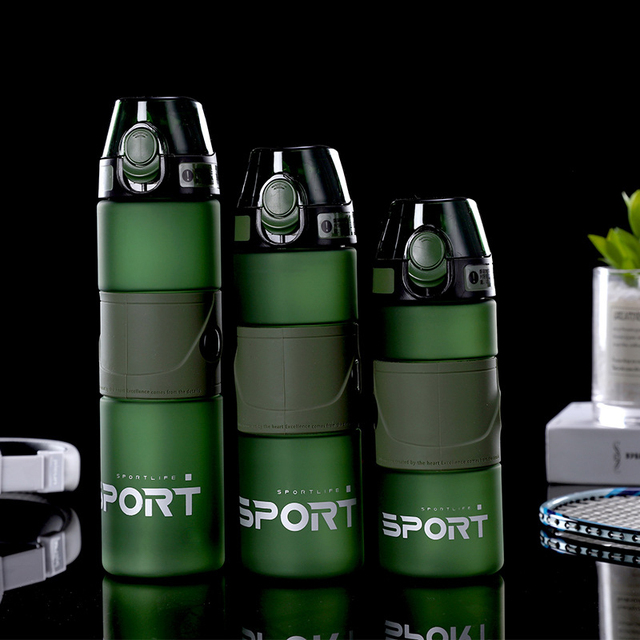 Non Slip Sports Bottle 4