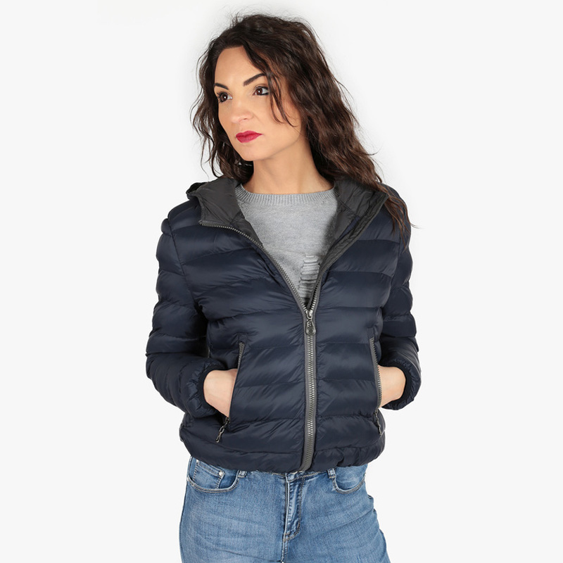 Solada Vest Hooded Quilted
