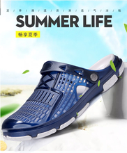 Summer  Men Beach Shoes Women Outdoor 2020 Swimming Adult Hollow Out Breathable D017