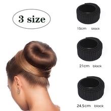 Wig Headband Hair-Accessories Curler-Roller Girl Braider Magic-Hair Synthetic Women Child