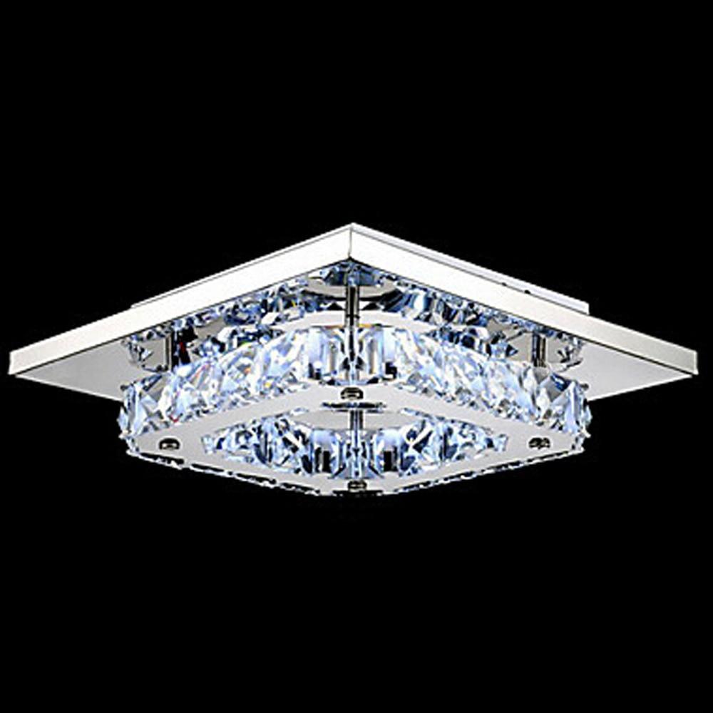 Nordic Luminaria Pendente Deco Chambre Crystal  LED  Pendant Lights Deco Chambre