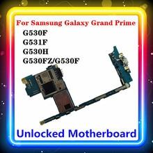 Placa base G531F para Samsung Galaxy Grand Prime G530F G530H G530FZ/G530F, sistema operativo Android, placa lógica actualizada