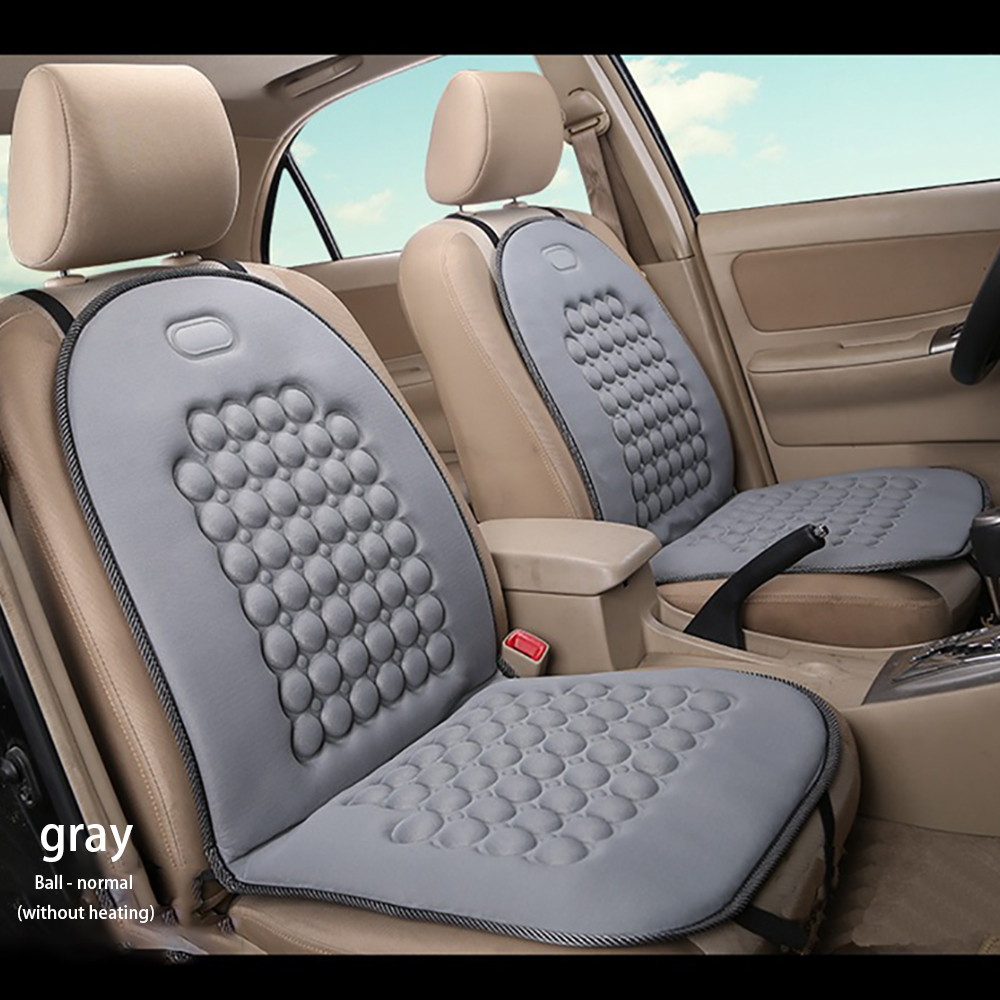 Cushion-Cover Seat Car-Driver Heated Interior 12V Household 96--48cm