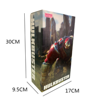 Avengers Infinity War Hulkbuster Statue Figure 11.8 Inch 3