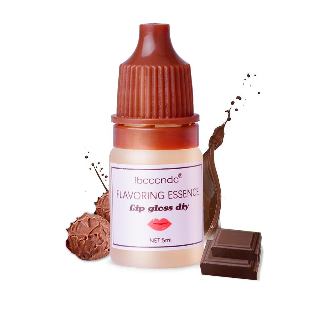 5ML Natural Flavor Chocolate Essence For Handmade Cosmetic Lip Gloss Lipgloss DIY Food Grade Fragrance Flavoring Essential