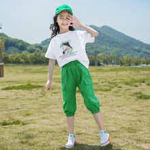 children clothing 2020 autumn girls clothes set long sleeve t shirts pants girls sport suits teen kids clothes 5 6 8 10 12 years Teenage Summer Girls Clothing Sets Short Sleeve T Shirt & Pants Casual Sport Suits 4 5 6 8 9 10 12 14 Years Child Girl Clothes