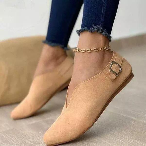 Women Summer Fashion Sweet Flat Casual Shoes  6