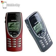 Nokia – téléphone portable classique 8210 d'occasion, 2G, GSM, 900/1800 GPRS, prise en charge multilingue, débloqué, reconditionné