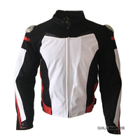 New Arrival Dain Motocross Street Moto Riding Mesh Jackets Motorbike Motorcycle Summer Fall Jacket With Protector