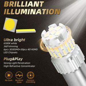 Image 2 - 1Pc iSincer 1500LM P21W Canbus Led lampen 1156 1157 BA15S BAU15S LED T20 T25 Auto Blinker Licht Reserve lampen Auto Bremslicht