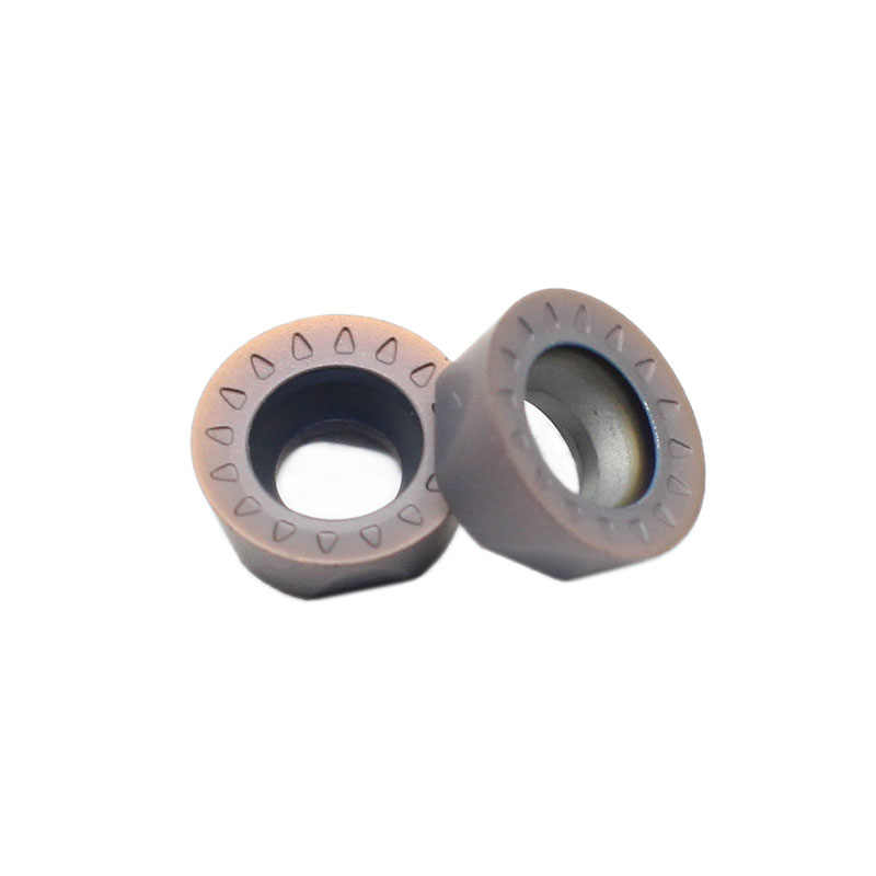 10pc RPMT10T3M0E JS VP15TF milling insert carbide insert for Aluminium machine