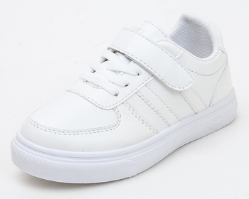 Children Sneakers White Girls School Shoes Boys Student Footwear Kids Chaussure Zapatos Uniform Cheap SandQ Baby New 2021 children canvas shoes boys sneakers girls tennis shoes kids footwear toddler autumn spring chaussure zapato casual sandq baby