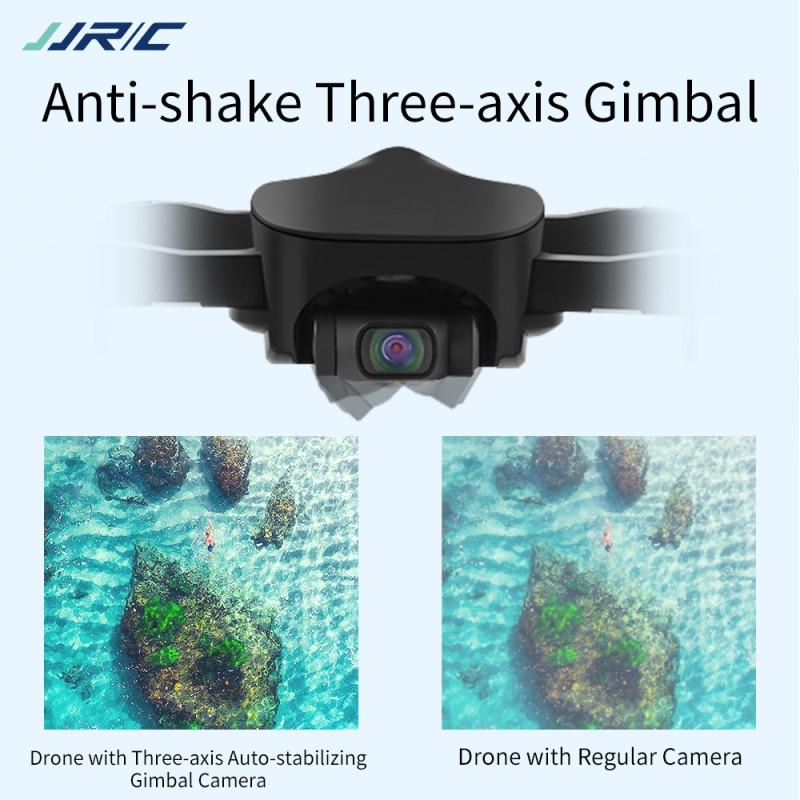JJRC X12 Drone 4k Profesional Drohnen mit Kamera HD droni 5G Optischen Fluss Bürstenlosen Stabilisierung Gimbal FPV Eders quadcopter Gps