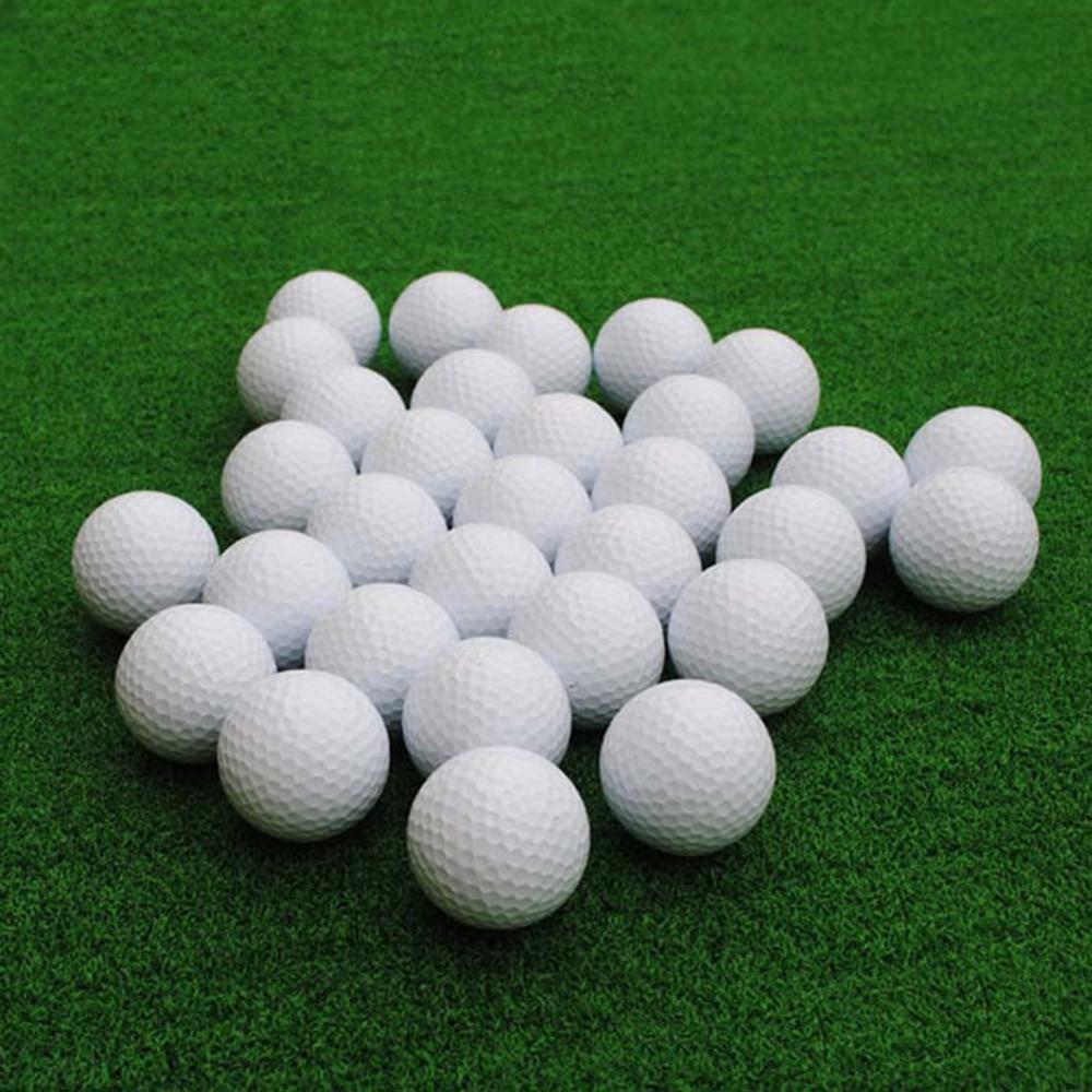 Ağ golf PU topu süngər topu PU köpük topu daxili məşq PU - Qolf - Fotoqrafiya 5