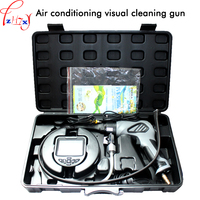 Visual Clean Spray Gun Automobile Air Conditioning Cleaning Can Store Video Cleaning Tool Car Air Conditioning Clean Gun Machine