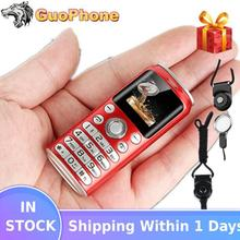 Super Mini K8 Push Button Mobile Phone Dual Sim Bluetooth Ca