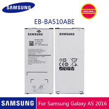 SAMSUNG Original Phone Battery EB BA510ABE 2900mAh For Samsung Galaxy A5 2016 A510 A510F A5100 A510M A510FD A510K A510S