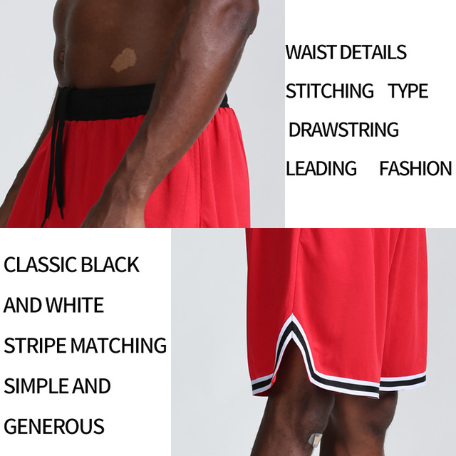 Athletic Basketball Shorts 4