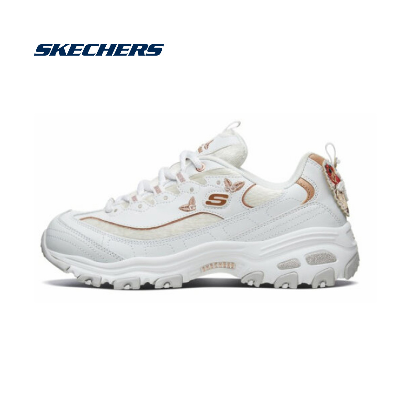 Skalk capitán Aplicar  Skechers Women Sneakers D'lites Platform Casual Shoes Woman Luxury Brand  Sports Shoes Female Chunky Tennis Shoes 13170 WTRG|Women's Vulcanize Shoes|  - AliExpress