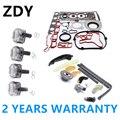 OEM 1 8 TFSI Поршень двигателя Pin23mm прокладки зубчатой цепи руководство по ремонту комплект для VW Golf Audi A4 TT Skoda Seat 06H107065BS 06J103383D