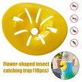 Новая Горячая 10 шт ловушка для ОС ловушка для насекомых DIY ОСА Ловца мух Жук управление SMD66