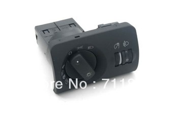 Head Light Multi Function Switch For Audi A6 C5 2002 2003 2004 2005