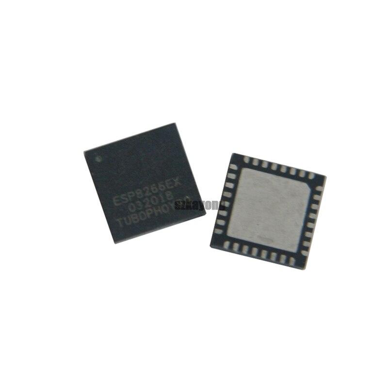 10 шт./лот ESP8266EX ESP8266 QFN32 Wi-Fi чип на складе