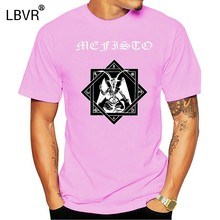 MEFISTO - BAPHOMET CLASSIC DESIGN T SHIRT T Shirt Summer Style Fashion Men T-Shirts Top Tee Men Summer Short Sleeves Casual(China)