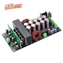 IRS2092 Amplificador de 800W + 800W, tarjeta de Audio, IRFB4227, tubo de potencia, Clase D, doble canal, HIFI, Amp TO220, rectificador de protección de altavoz