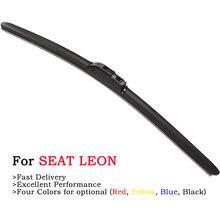 Цветные стеклоочистители hesite для seat leon 5f cupra fr 1p