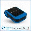 Синий USB Bluetooth самый маленький мобильный 58 мм термоэтикетка ручной принтер HCC-L21