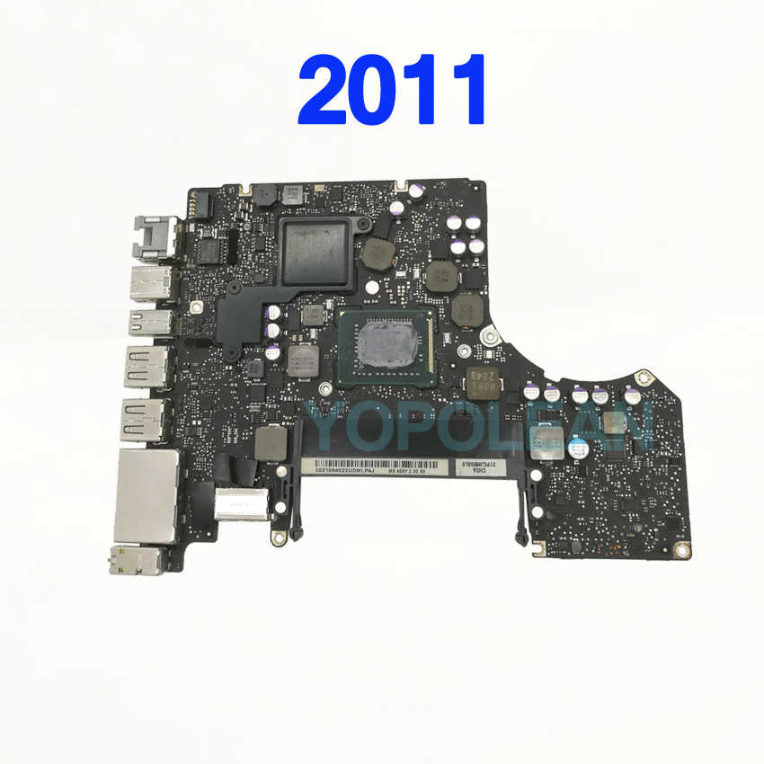 """Oryginalna płyta główna dla Macbook Pro 13 """"A1278 płyta główna 2008 2009 2010 2011 2012 lat"""