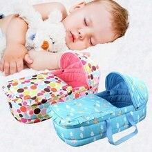 Детские кроватки и колыбели, переносные кроватки Moses Baskets, переносные кроватки для малышей, дорожные кровати