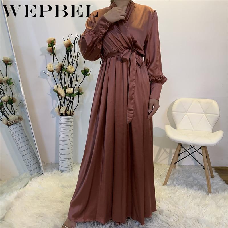 Islamic Dresses for Women Muslim Prayer Clothes Kaftan Abaya Girl Islamic Clothing Middle Eastern Dresses Long Evening Dress