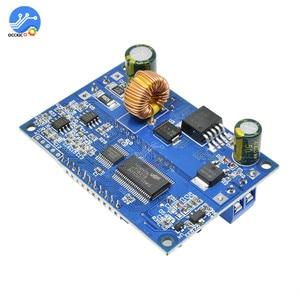 Image 5 - 5A 75W moduł ładowarki CC CV DC 6.5 36V do 1.2 32V 5A 75W napięcie zasilania przetwornica ładowania akumulatora wyświetlacz LCD z etui