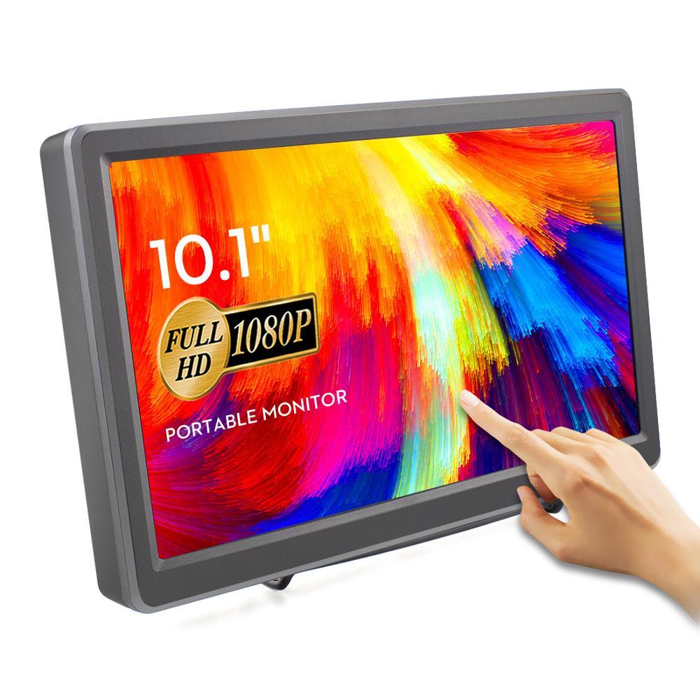Elecrow 101 дюймовый 1920*1080 ips сенсорный экран портативный
