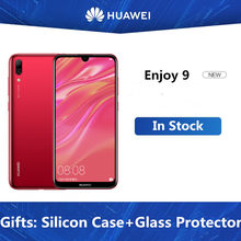 Original HuaWei Y7 Pro 2019 Genießen 9 4G LTE Handy Octa Core Android 8,1 6.26