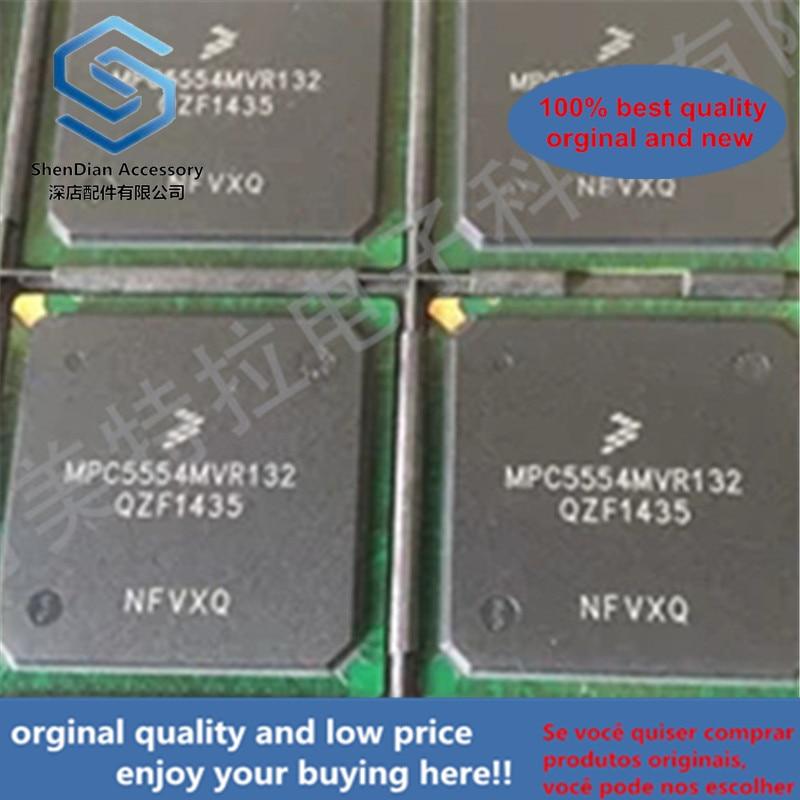 1pcs 100% Orginal New MPC5554MZP132 MCU 32Bit FLAHS MPC5554MZP In Stock