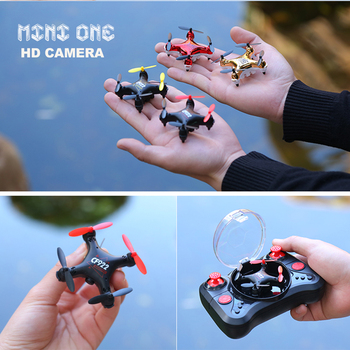 цена на Mini Drone with HD camera Pocket Wifi Rc Quadcopter  Selfie Foldable dron Children outdoor/indoor toys