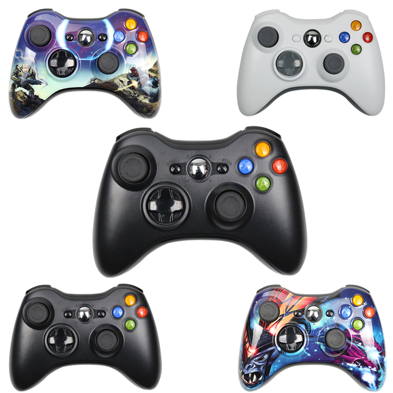 Gamepad For Xbox 360 Wireless/Wired Controller For XBOX 360 Controle Wireless Joystick For XBOX360 Game Controller Joypad|gamepad for xbox 360|gamepad 360360 gamepad - AliExpress