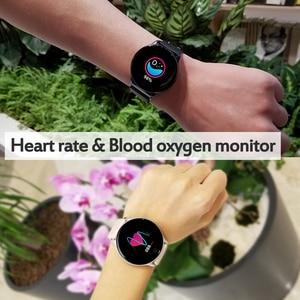 Image 3 - DAROBO SE01 hommes Sport montre intelligente IP68 tension artérielle oxygène sanguin moniteur de fréquence cardiaque musique météo prévisions femmes Smartwatch