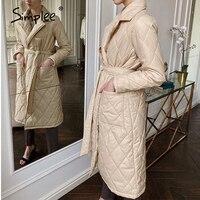Стеганое пальто с поясом Цена 1807 руб. ($22.38) | 4306 заказов Посмотреть