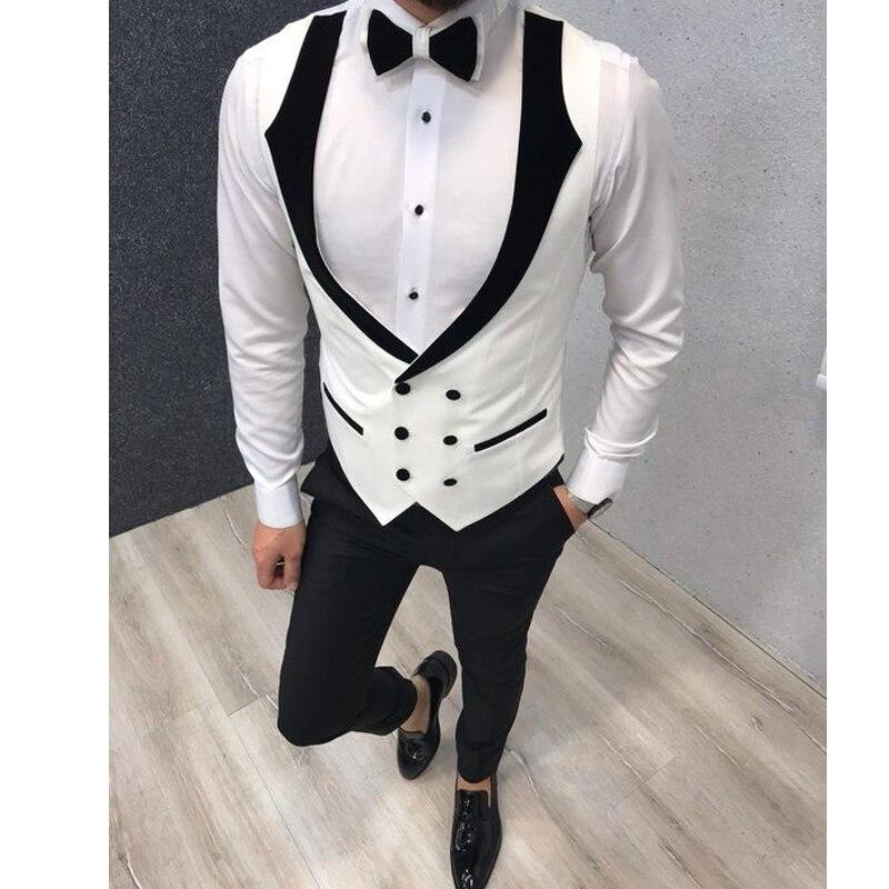 White-Double-Breasted-Fashion-Wedding-Vests-Men-s-Waistcoat-Slim-Fit-Groom-Vests-Business-Suit-Vest (1)